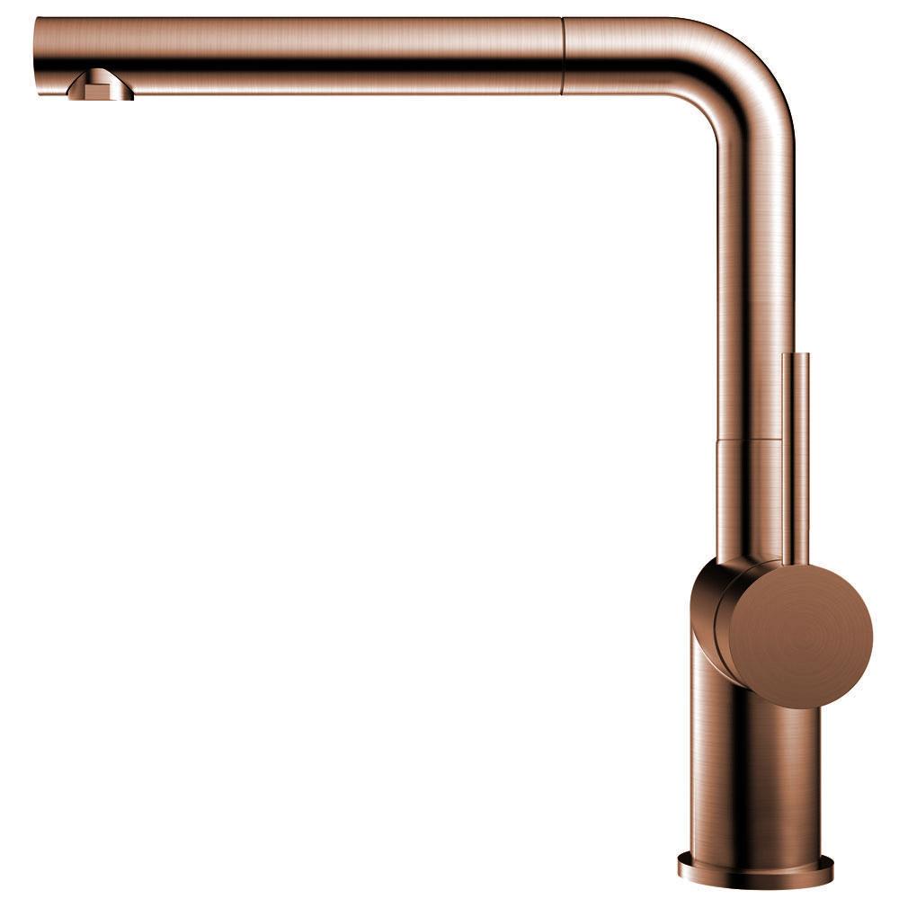铜 厨房龙头 可拉出式软管 - Nivito RH-650-EX