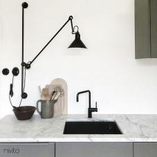 厨房水龙头 黑色