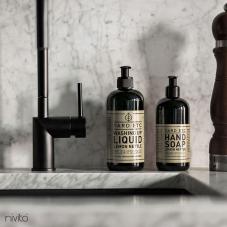 黑色 厨房水龙头 - Nivito 3-RH-120