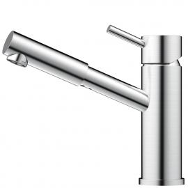 不锈钢 浴室水龙头 - Nivito FL-20