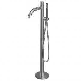 不锈钢 独立的浴缸水龙头 - Nivito CR-10
