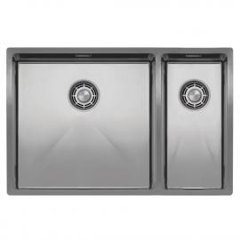 不锈钢 厨房大盆 - Nivito CU-500-180-B