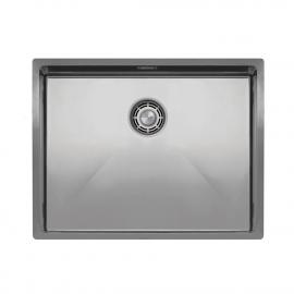 不锈钢 厨房大盆 - Nivito CU-550-B
