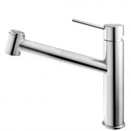 不锈钢 厨房水龙头 可拉出式软管 - Nivito EX-800