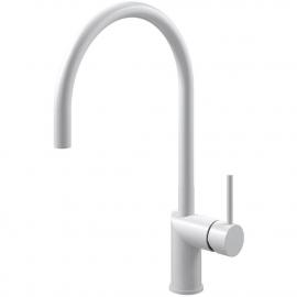 白色 厨房水龙头 - Nivito RH-130