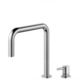 不锈钢 厨房水龙头 可拉出式软管 / 可分离式主体/管道 - Nivito RH-300-VI