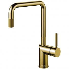 黄金/黄铜 厨房水龙头 Pullout hose - Nivito RH-340-EX-IN
