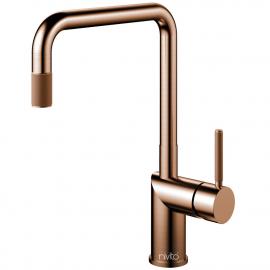 铜 厨房水龙头 Pullout hose - Nivito RH-350-EX-IN