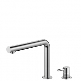 不锈钢 厨房水龙头 可拉出式软管 / 可分离式主体/管道 - Nivito RH-600-VI