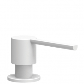 白色 肥皂泵 - Nivito SR-WH